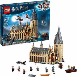 Lego harrrypotter great wall
