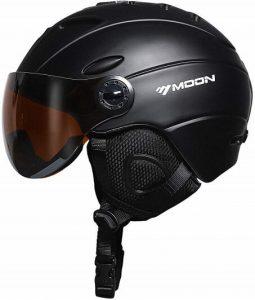 Moon ski helmet