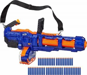 NERF Elite Titan CS 50 Toy Blaster