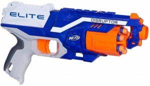 Nerf N Strike Elite Disruptor 6 Dart Rapid Fire Nerf Gun