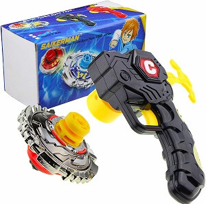 Saikerman metal burst battling turbo top