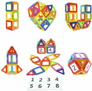 Soyee Magnetic Blocks