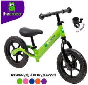 TheCroco Lightweight Balance Bike