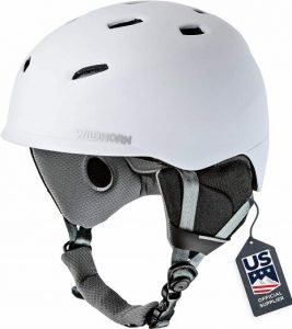 Wildhorn drift ski helmet