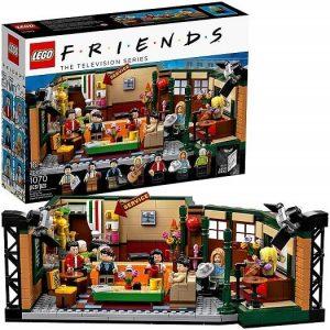 lego ideas central perk building
