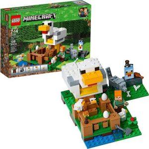 lego minecraft coop