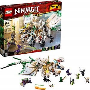 lego ninjago ultra dragon