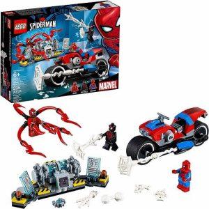 lego spider bike