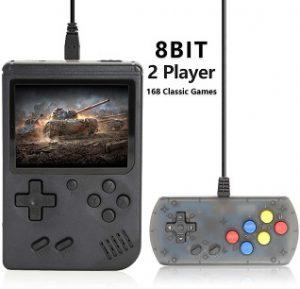 AKTOUGST Retro Handheld Game Console