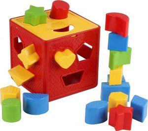 Play22 Baby Blocks Shape Sorter Toy