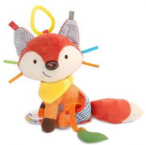 Skip Hop Bandana baby activity toy