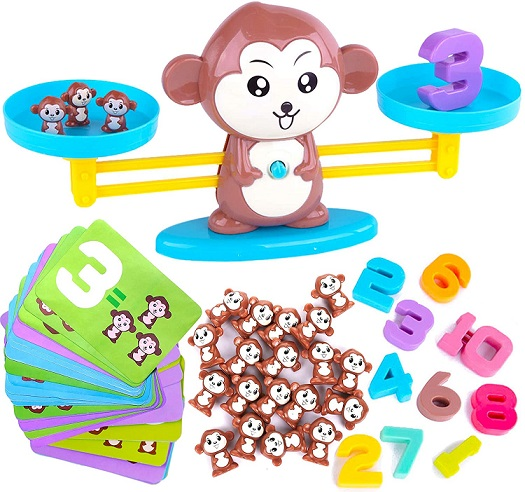 CoolToys Monkey Balance Cool Math Game