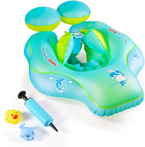 Fivtyily Baby Swimming Float