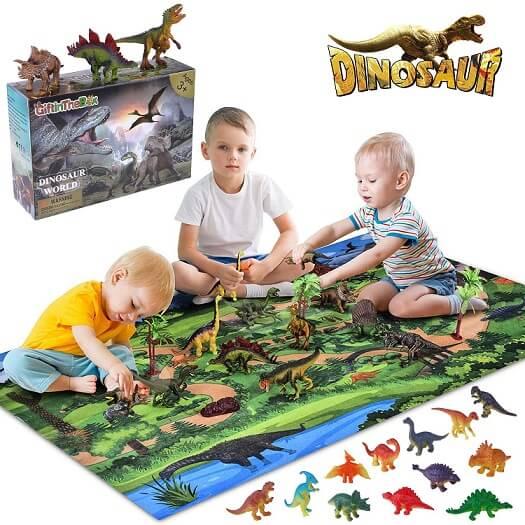 Giftinthebox Dinosaur Toys