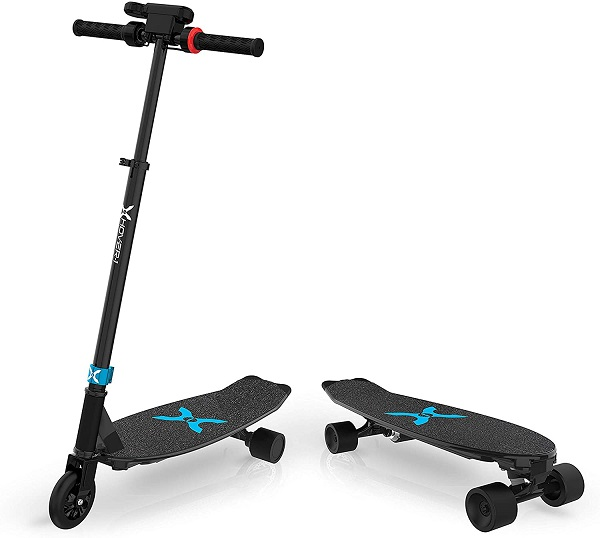 Hover 2 in 1 Scooter