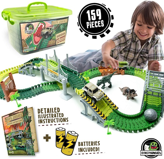 JITTERYGIT Store Dinosaur Toys