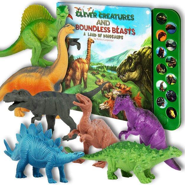 Li'l-Gen Dinosaur Toys