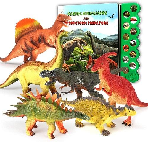 OleFun Dinosaur Toys