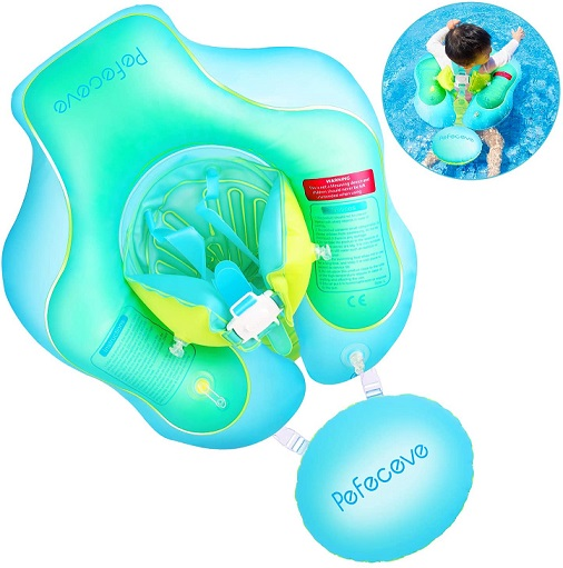 PEFECEVE Baby Inflatable Swimming Pool