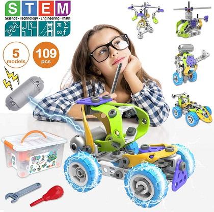 Pakoo STEM Toys