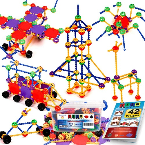 STEM Master Educational Construction Building Toy