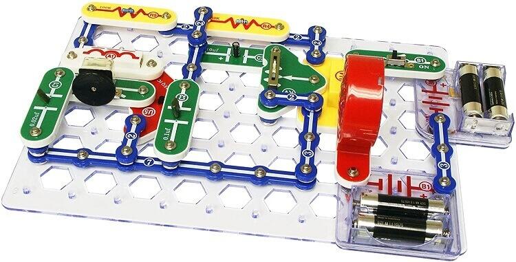 Snap Circuits Exploration Kit