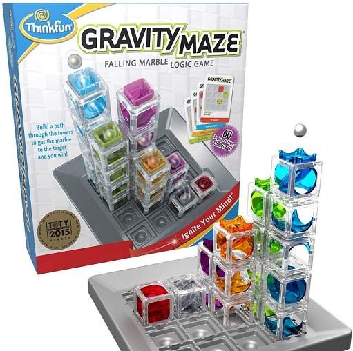 ThinkFun Gravity Maze Marble Run STEM TOY