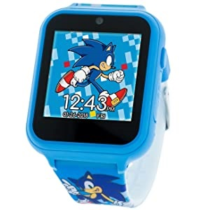 Sonic the Hedgedog Touch-Screen Smartwatch